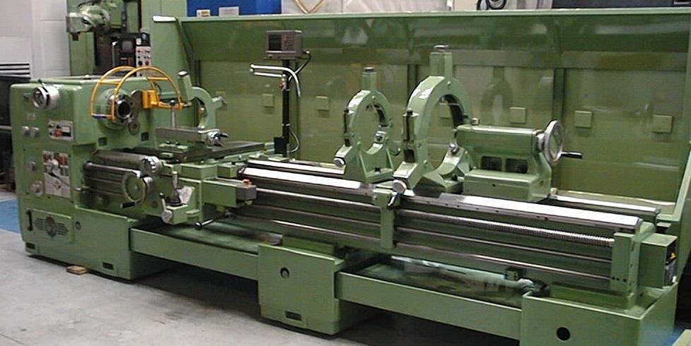 PBR centerdraaibank TM30x3000 reconditioned